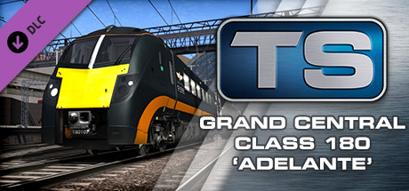 Train Simulator: Grand Central Class 180 Adelante DMU Add-On
