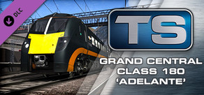Train Simulator: Grand Central Class 180 'Adelante' DMU Add-On cover art