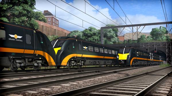 скриншот Train Simulator: Grand Central Class 180 'Adelante' DMU Add-On 2