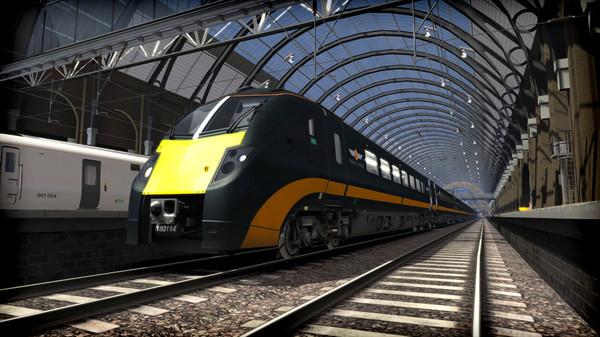 скриншот Train Simulator: Grand Central Class 180 'Adelante' DMU Add-On 0