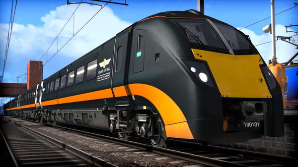 скриншот Train Simulator: Grand Central Class 180 'Adelante' DMU Add-On 1