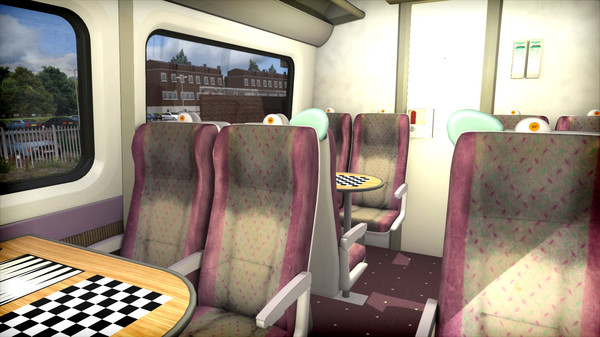 скриншот Train Simulator: Grand Central Class 180 'Adelante' DMU Add-On 5