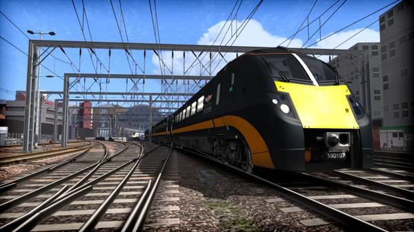 скриншот Train Simulator: Grand Central Class 180 'Adelante' DMU Add-On 3