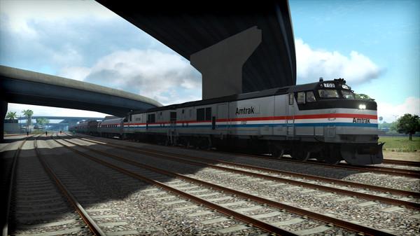 скриншот Train Simulator: Amtrak P30CH Loco Add-On 1