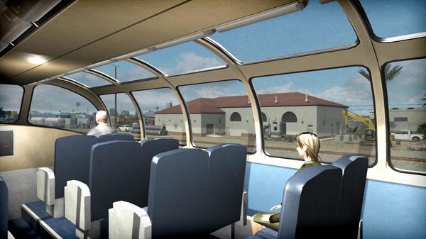 скриншот Train Simulator: Amtrak P30CH Loco Add-On 4