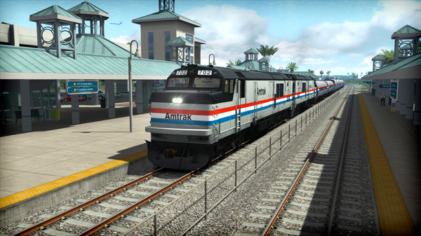 скриншот Train Simulator: Amtrak P30CH Loco Add-On 2