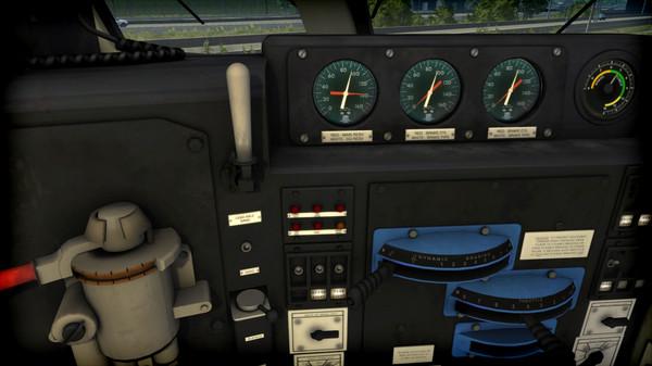 скриншот Train Simulator: Amtrak P30CH Loco Add-On 3