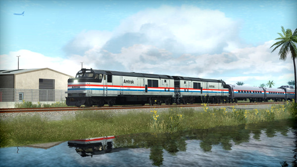 скриншот Train Simulator: Amtrak P30CH Loco Add-On 0