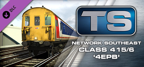 Train Simulator: Network SouthEast Class 415 4EPB EMU Add-On