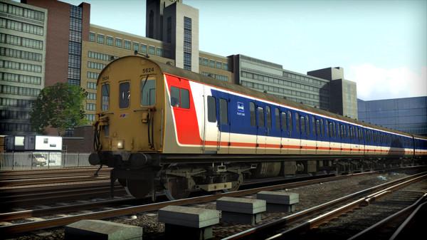 скриншот Train Simulator: Network SouthEast Class 415 '4EPB' EMU Add-On 0