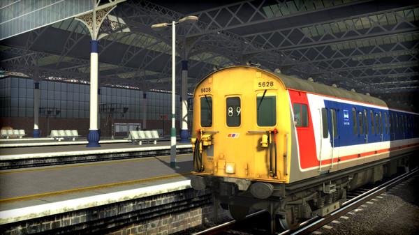 скриншот Train Simulator: Network SouthEast Class 415 '4EPB' EMU Add-On 2