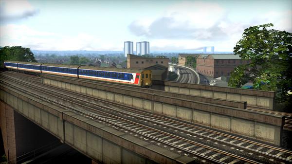 скриншот Train Simulator: Network SouthEast Class 415 '4EPB' EMU Add-On 4