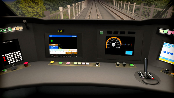 скриншот Train Simulator: Chengdu - Suining High Speed Route Add-On 4