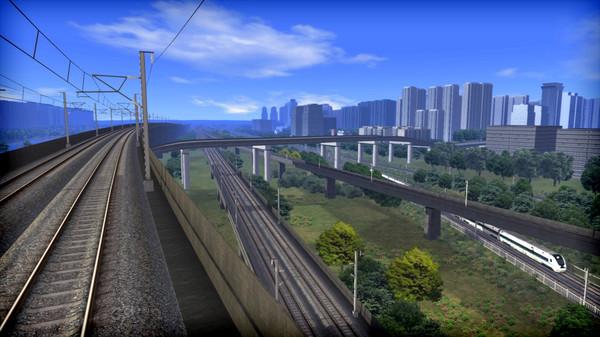скриншот Train Simulator: Chengdu - Suining High Speed Route Add-On 0