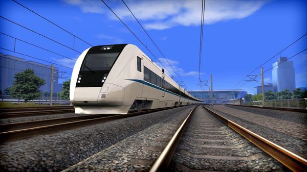 скриншот Train Simulator: Chengdu - Suining High Speed Route Add-On 1