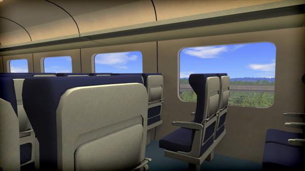 скриншот Train Simulator: Chengdu - Suining High Speed Route Add-On 5