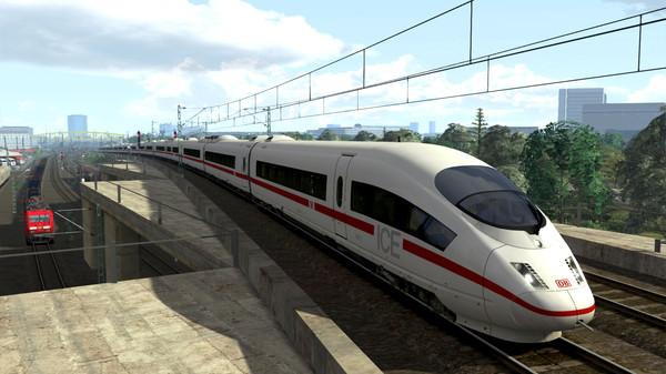 скриншот Train Simulator: The Rhine Railway: Mannheim - Karlsruhe Route Add-On 2
