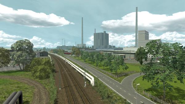 скриншот Train Simulator: The Rhine Railway: Mannheim - Karlsruhe Route Add-On 4