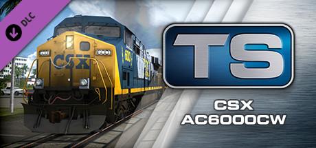 Train Simulator: CSX AC6000CW Loco Add-On