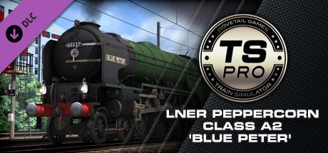 Train Simulator: LNER Peppercorn Class A2 Blue Peter Loco Add-On