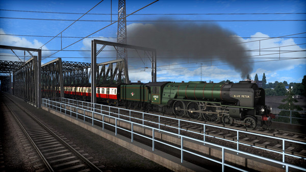 скриншот Train Simulator: LNER Peppercorn Class A2 'Blue Peter' Loco Add-On 1