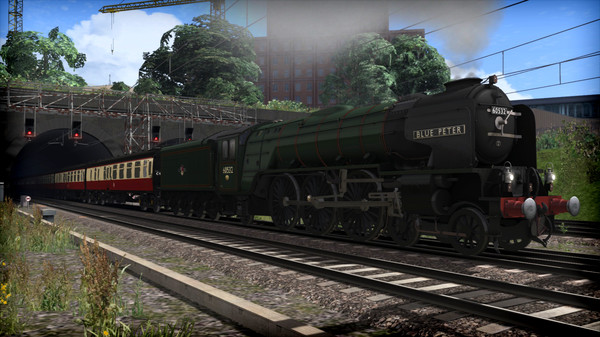 скриншот Train Simulator: LNER Peppercorn Class A2 'Blue Peter' Loco Add-On 3