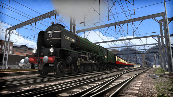 скриншот Train Simulator: LNER Peppercorn Class A2 'Blue Peter' Loco Add-On 5