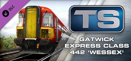 Train Simulator: Gatwick Express Class 442 Wessex EMU Add-On