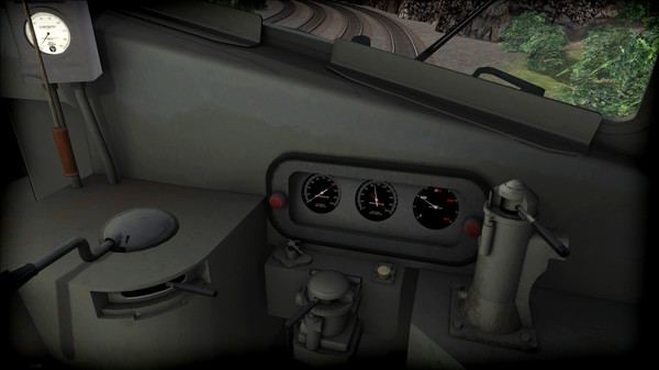 скриншот Train Simulator: PRR RF-16 'Sharknose' Loco Add-On 4