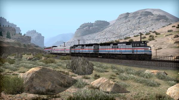 скриншот Train Simulator: Soldier Summit Route Add-On 3