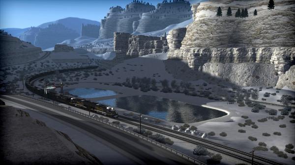 скриншот Train Simulator: Soldier Summit Route Add-On 1