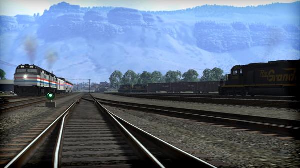 скриншот Train Simulator: Soldier Summit Route Add-On 4