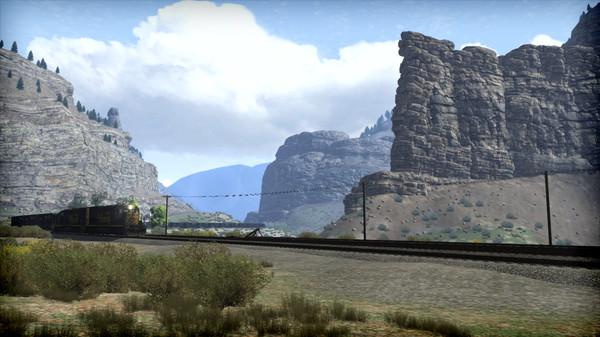 скриншот Train Simulator: Soldier Summit Route Add-On 5