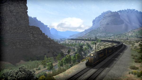 скриншот Train Simulator: Soldier Summit Route Add-On 2