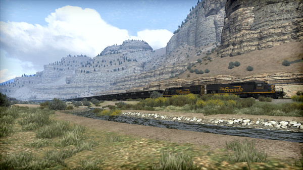 скриншот Train Simulator: Soldier Summit Route Add-On 0
