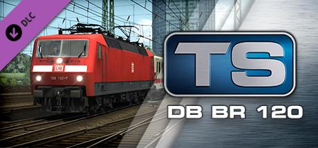 Train Simulator: DB BR 120 Loco Add-On