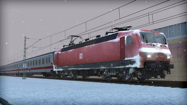 скриншот Train Simulator: DB BR 120 Loco Add-On 3