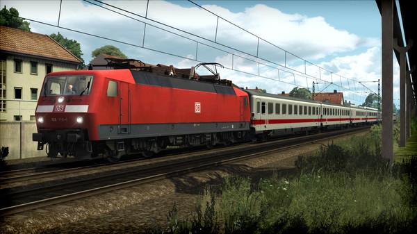 скриншот Train Simulator: DB BR 120 Loco Add-On 2