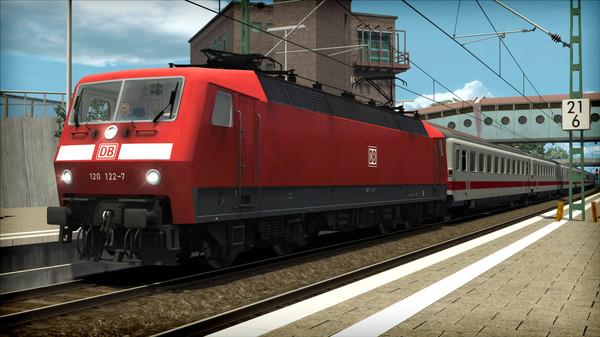 скриншот Train Simulator: DB BR 120 Loco Add-On 0