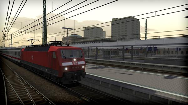 скриншот Train Simulator: DB BR 120 Loco Add-On 1