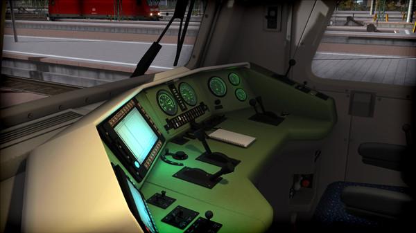 скриншот Train Simulator: DB BR 120 Loco Add-On 4
