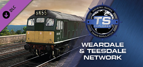 Weardale and Teesdale Network Route Add-On cover art