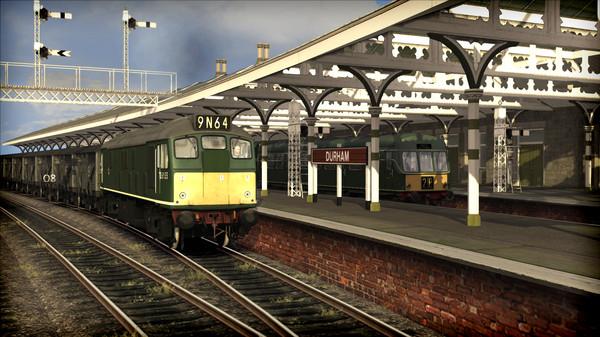 скриншот Train Simulator: Weardale & Teesdale Network Route Add-On 0