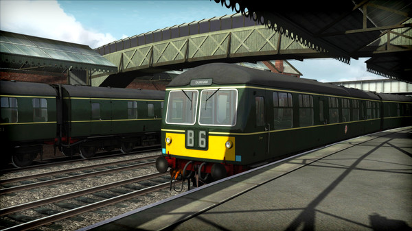 скриншот Train Simulator: BR Class 105 DMU Add-On 0