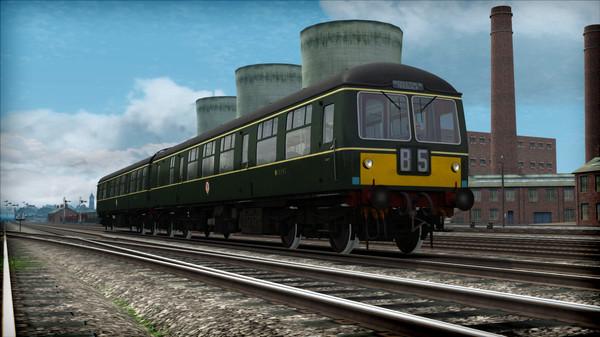 скриншот Train Simulator: BR Class 105 DMU Add-On 3