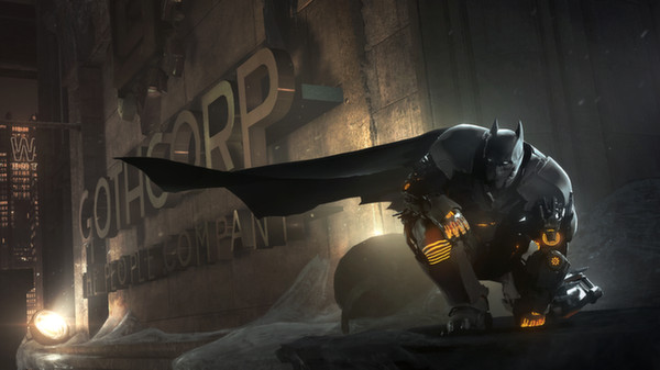 скриншот Batman: Arkham Origins - Cold, Cold Heart 0