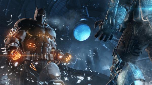 скриншот Batman: Arkham Origins - Cold, Cold Heart 3