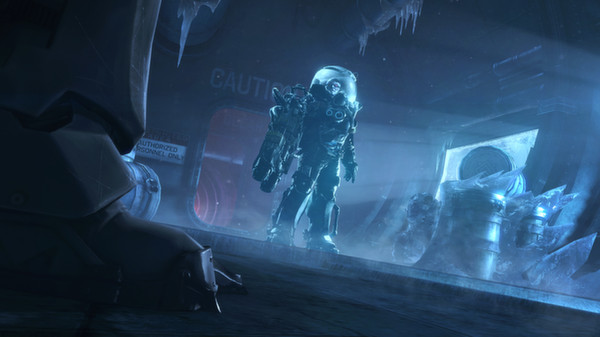 скриншот Batman: Arkham Origins - Cold, Cold Heart 2