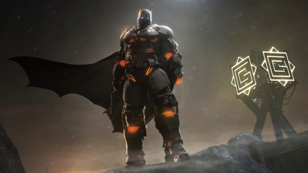 скриншот Batman: Arkham Origins - Cold, Cold Heart 4