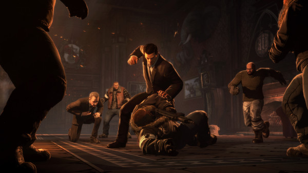скриншот Batman: Arkham Origins - Cold, Cold Heart 1